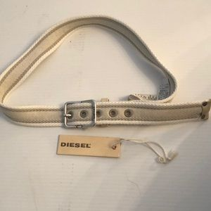 Diesel Fabric Belt